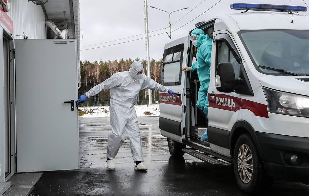 Photo of В России за сутки выявили 10 565 заразившихся коронавирусом. Это минимум с 4 октября
