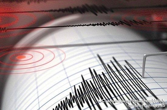 Photo of 5-6 բալանոց երկրաշարժ է տեղի ունեցել Իրանի Խոյ քաղաքից 14 կմ հյուսիս-արևելք