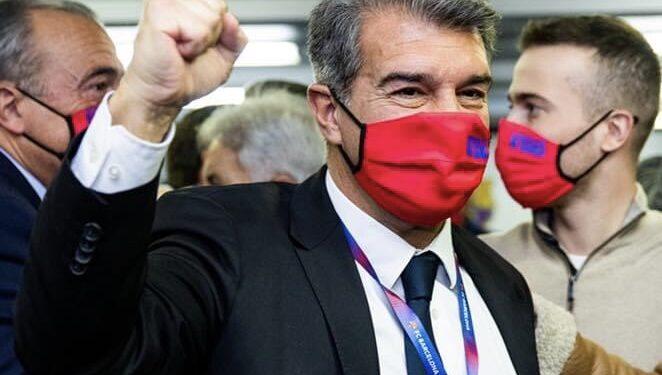 Photo of Ժոան Լապորտան՝ Բարսելոնայի նոր նախագահ