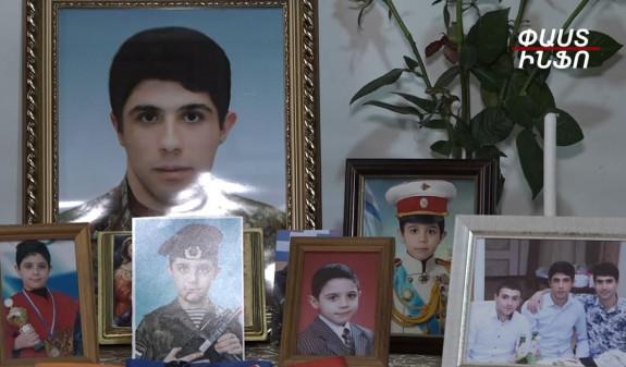 Photo of 22-ամյա Գրիգորը կամավորագրվեց, որպեսզի գտնի հորը. Հայրը վերադարձավ, բայց որդին արդեն անմահացել էր. pastinfo.am