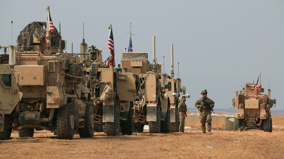 Photo of СМИ: колонна снабжения сил коалиции подверглась атаке в Ираке