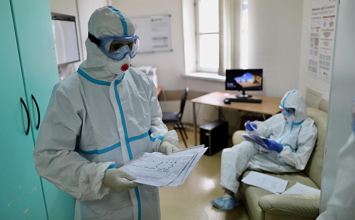 Photo of В Москве за сутки выявили 1 066 заразившихся коронавирусом