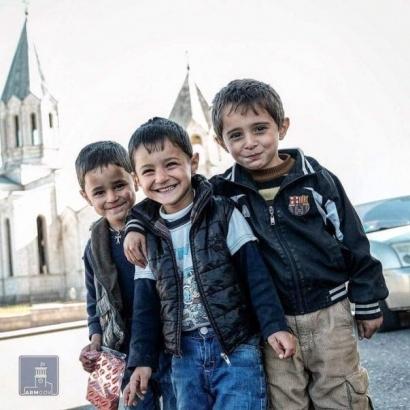 Photo of Շուշեցի երեխաները նոր տուն ունեն Ստեփանակերտում