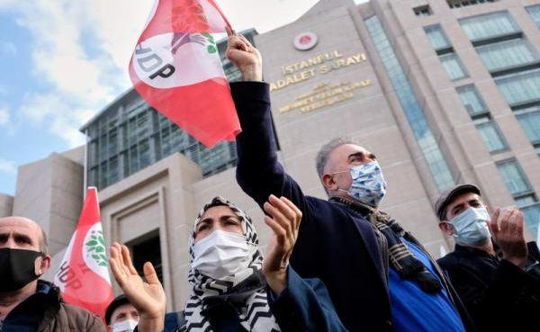 Photo of США призвали Турцию придерживаться норм демократии в связи с намерениями Анкары закрыть прокурдскую партию