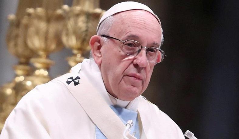Photo of Ֆրանցիսկոս Պապը կանխատեսում է նոր համաշխարհային ջրհեղեղ