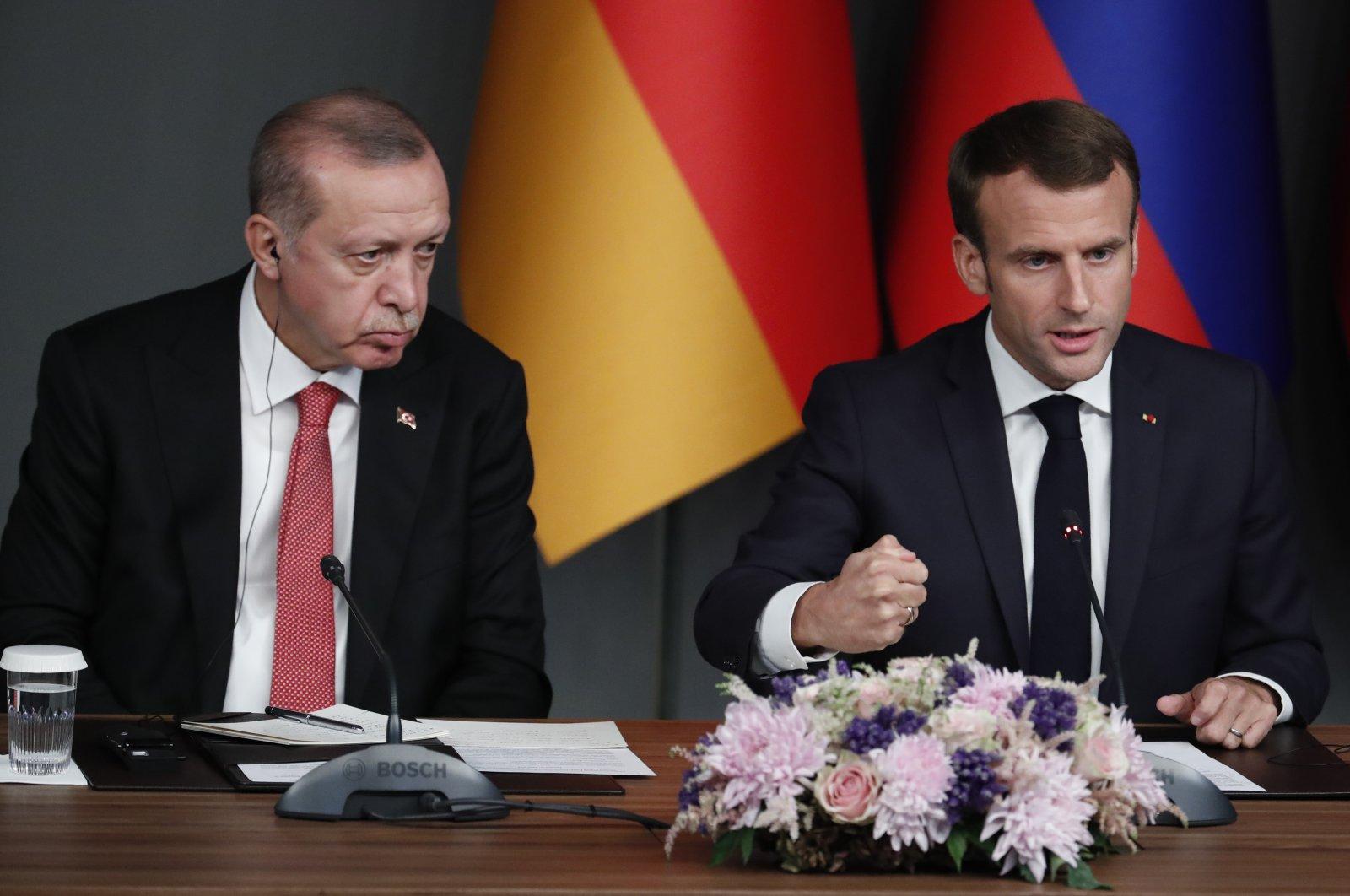 Photo of Էրդողան -Մակրոն հանդիպումից հետո Ֆրանսիայի ԱԳՆ հայտարարել է․ «Այլևս վիրավորանքներ չկան»