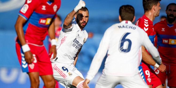 Photo of Բենզեմայի դուբլի շնորհիվ Ռեալը կամային հաղթանակ տարավ Էլչեի դեմ խաղում