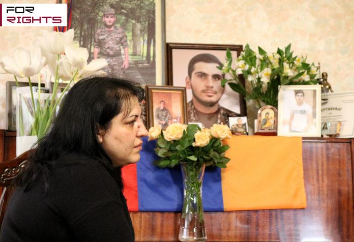 Photo of «Այդ ոնց է ստացվել, որ մեր էրեխեքին դավաճանողը նոր էրեխեքի հրամանատար է դարձել». Զոհված զինվորի մոր հարցը` ՊՆ-ին. forrights.am