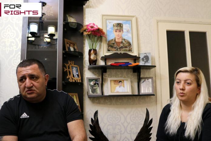 Photo of Ծնողներին վստահեցրել են, թե զինվորը անվտանգ տեղում է, երբ նա արդեն զոհված է եղել. forrights.am