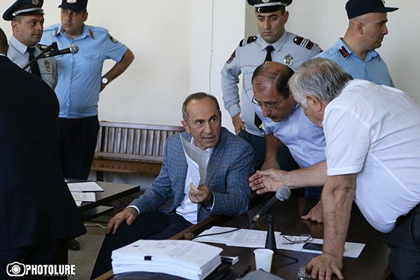 Photo of Դատախազությունը գործին առաջին իսկ պահից վերաբերվել է ազնիվ.Գոռ Աբրահամյանը` ՍԴ որոշման մասին