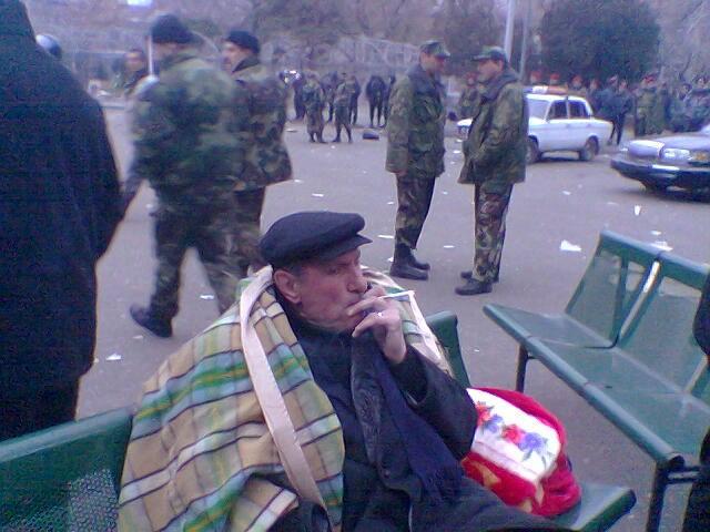 Photo of Ես լավ հիշում եմ, որ 2008-ի փետրվարին Առաջին նախագահը Ազատության հրապարակում «Մանվե՛լ» ու «Գագի՛կ» էր կանչում. Մելիքյան