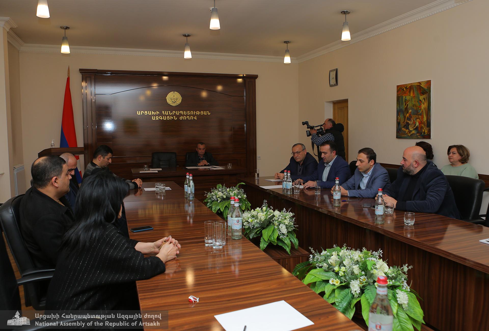 Photo of Գեղամ Ստեփանյանը՝ Արցախի Մարդու իրավունքների պաշտպանի թեկնածու