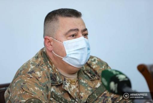 Photo of Պատերազմի մինչև 22-23-րդ օրը եղել են միայն բեկորային վիրավորումներ