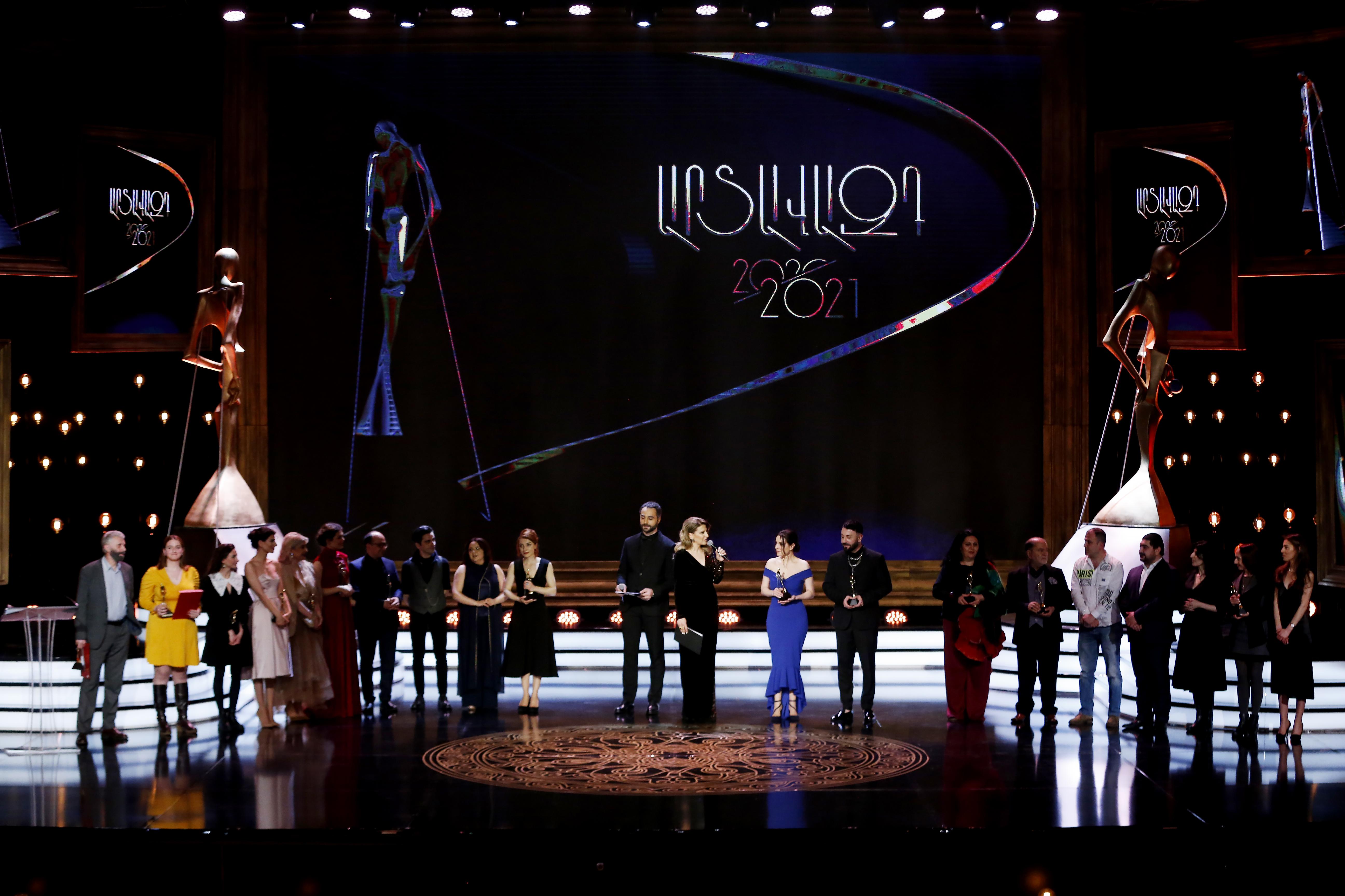 Photo of Հայտնի են «Արտավազդ» թատերական 20-րդ մրցանակաբաշխության մրցանակակիրները
