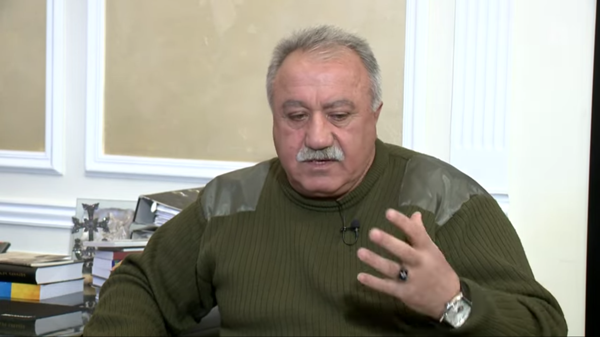 Photo of «Пашинян допустил большие ошибки!» Председатель Союза добровольцев «Еркрапа» Сасун Микаелян