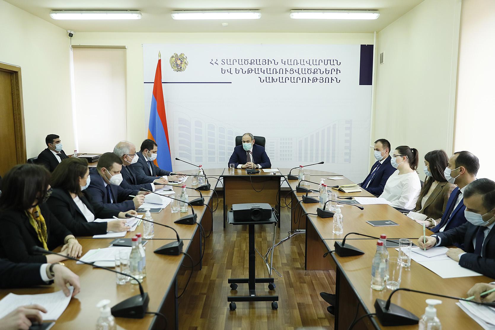 Photo of «Սուբվենցիոն ծրագրերն ամենաարդյունավետ գործիքն են տարածքային համաչափ զարգացման համար». վարչապետը ծանոթացել է ՏԿԵՆ ծրագրերին