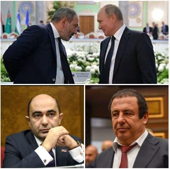 Photo of «Политическая элита Армении отдалась на милость России. Когда и что можно сказать и сделать решается там»