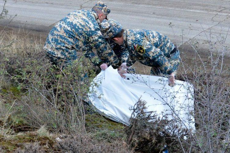 Photo of Поисковые работы на местах боев в Арцахе приостановлены из-за снегопада