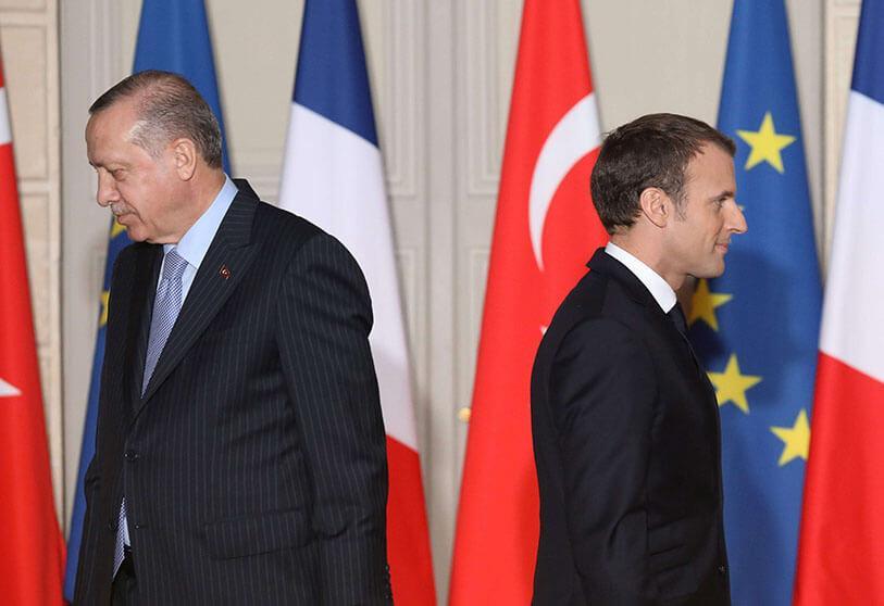 Photo of Էրդողանն ու Մակրոնը թուրք-ֆրանսիական ճգնաժամից 5 ամիս անց կհանդիպեն առաջին անգամ