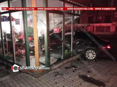 Photo of Խոշոր ավտովթար Երևանում. բախվել են Mercedes-ն ու BMW-ն