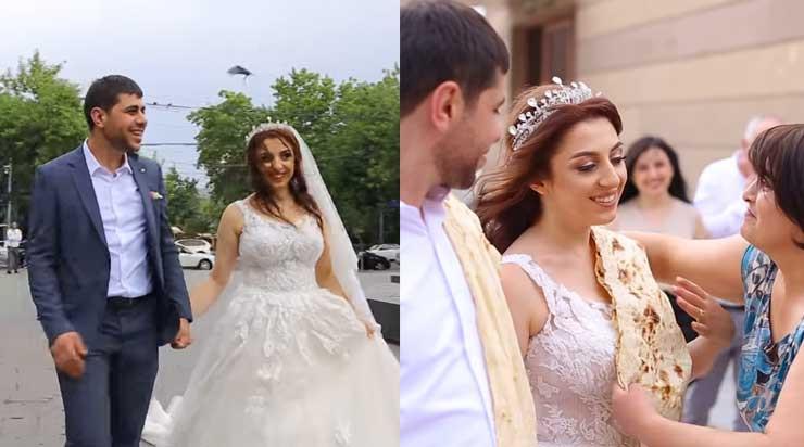 Photo of Գերությունից վերադարձած Հայկ Դիլանյանը ամուսնացել է