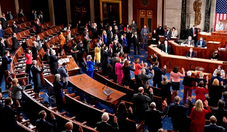 Photo of ԱՄՆ մոտ 40 սենատոր նախագահ Բայդենին կոչ է արել ճանաչել Հայոց ցեղասպանությունը