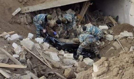 Photo of Ասկերանի վերին ենթաշրջանում՝ Սղնախ գյուղի ուղղությամբ տեղի ունեցած որոնումների ընթացքում այսօր հայտնաբերվել է ևս մեկ աճյուն