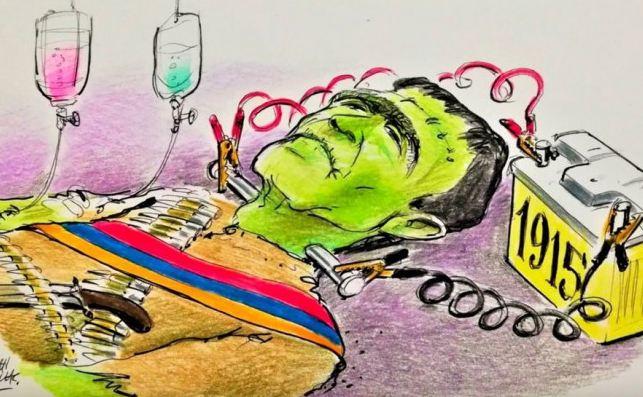 Photo of «Թուրքիայի իրական նպատակները Հայաստանի հանդեպ». Վարուժան Գեղամյան
