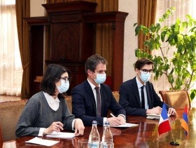Photo of Франция готова расширить с Арменией сотрудничество в области чрезвычайных ситуаций