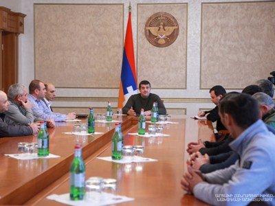 Photo of Араик Арутюнян: Вопросы компенсации жителям Арцаха находятся в центре внимания властей
