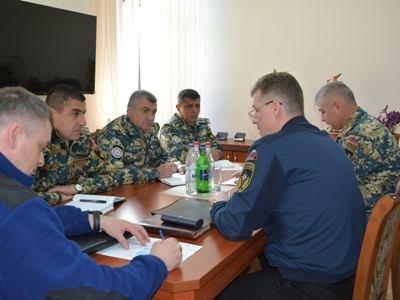 Photo of Спасатели Арцаха и РФ будут вести совместное дежурство в Лисагоре