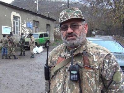 Photo of Глава общины Воротан об инженерных работах азербайджанцев: Траншей там не должно быть