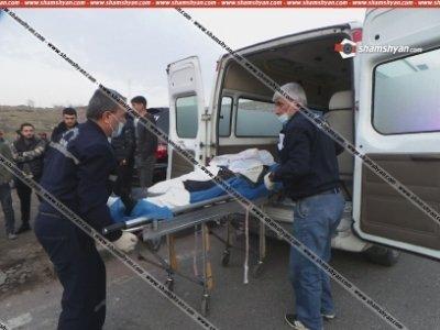 Photo of Убийство в Ширакской области: в подъезде дома в Гюмри обнаружен труп 26-летнего мужчины