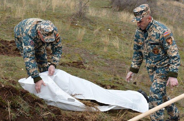 Photo of ГСЧС Арцаха: Обнаружены останки еще 3 погибших военнослужащих