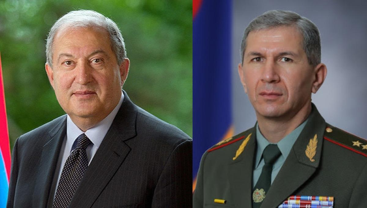 Photo of Президент Саркисян и Оник Гаспарян при необходимости встречаются. Отклик аппарата президента