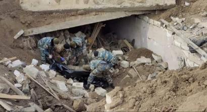 Photo of В Мартакерте обнаружены останки погибшего военнослужащего