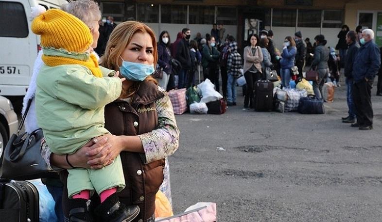 Photo of Հայաստանում ժամանակավոր բնակվում է Արցախից տեղահանված 6306 ընտանիք. ԱՀ տեղեկատվական շտաբ