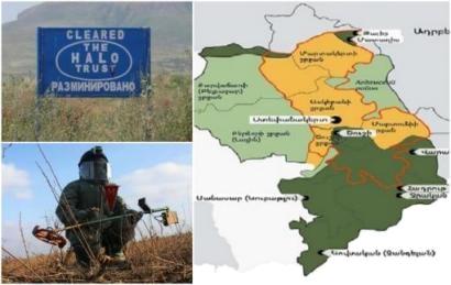 Photo of Արցախի ականապատված տարածքների քարտեզը թուրքական հատուկ ծառայություններին փոխանցելու մասին քրգործը վարույթ է ընդունվել