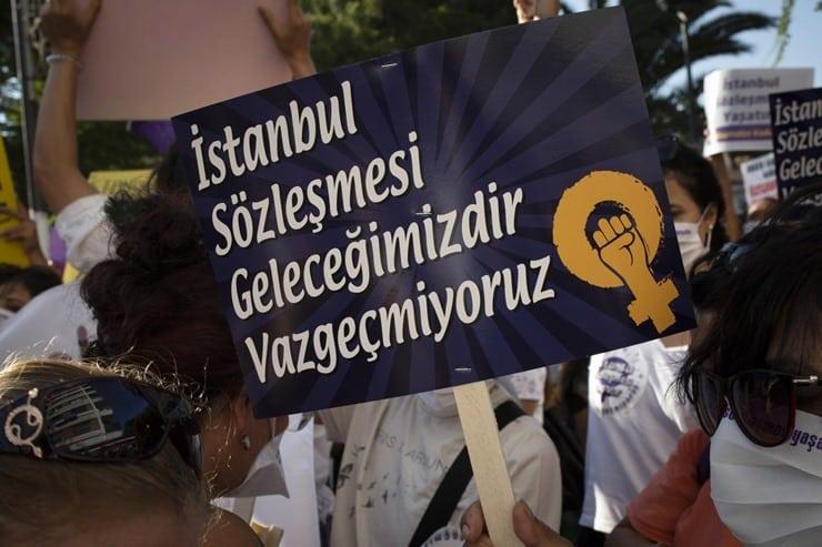 Photo of Թուրքիայում դատարան է տեղափոխվել Ստամբուլի կոնվենցիան չեղարկելու հարցը