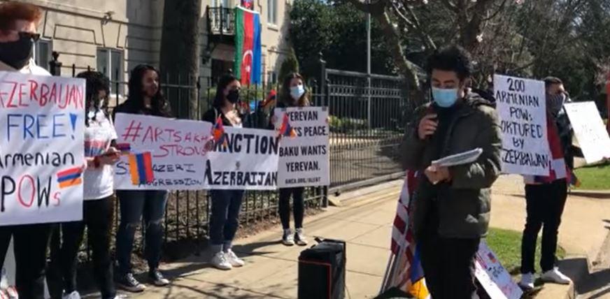 Photo of Ադրբեջանում հայ ռազմագերիների և քաղաքացիական անձանց ազատ արձակման պահանջներ՝ Վաշինգտոնում