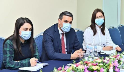 Photo of «Գիտուժ» նախաձեռնությունը ՄԻՊ-ին է ներկայացրել իրենց մտահոգությունները