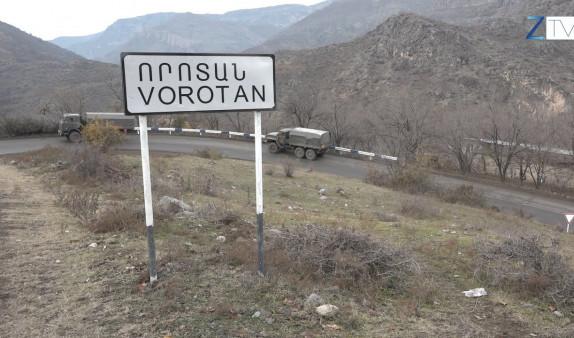 Photo of Որոտանում մարդիկ անհանգստանում են՝ ինչու են ադրբեջանցիները խրամատ փորում. Սահմանապահները դրա իրավունքը չունեն