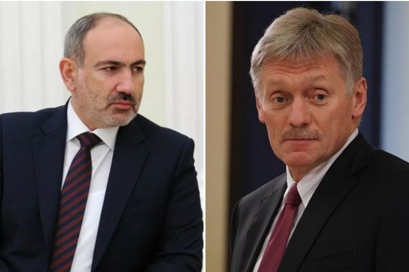 Photo of В Кремле прокомментировали намерение Пашиняна уйти в отставку