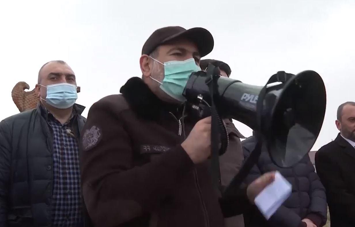 Photo of Никол Пашинян — об обвинениях в предательстве