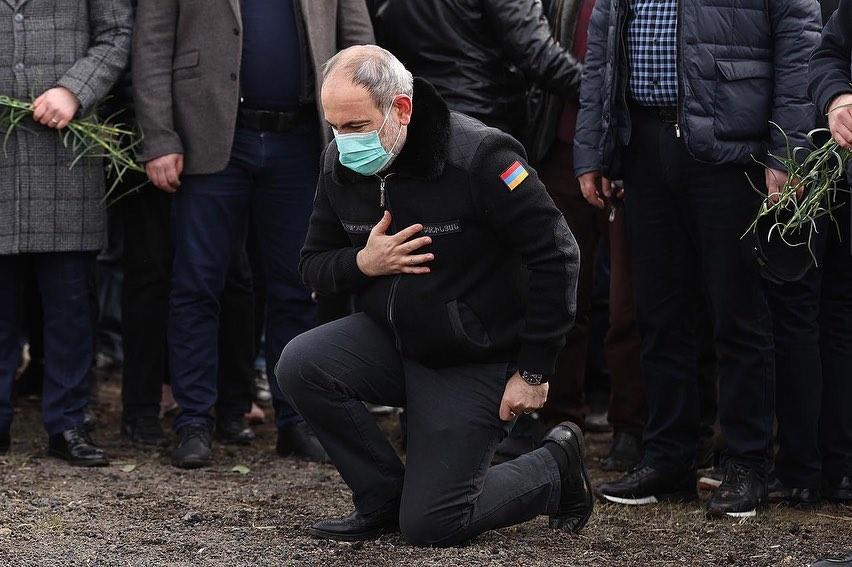 Photo of Նիկոլ Փաշինյանը «գաղթել է» Ինստագրամ. նա լուսանկարներ է հրապարակել