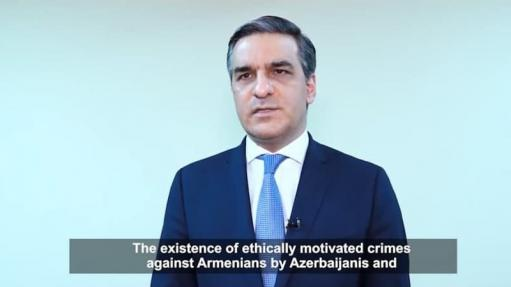 Photo of ՄԻՊ-ը ՄԱԿ-ում տեսաուղերձով ներկայացրել է Ադրբեջանի կողմից գերիների վերադարձի ձգձգման հարցը