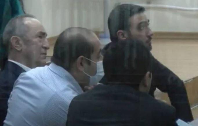 Photo of Ռոբերտ Քոչարյանի եւ մյուսների գործով դատական նիստը. ՈՒՂԻՂ