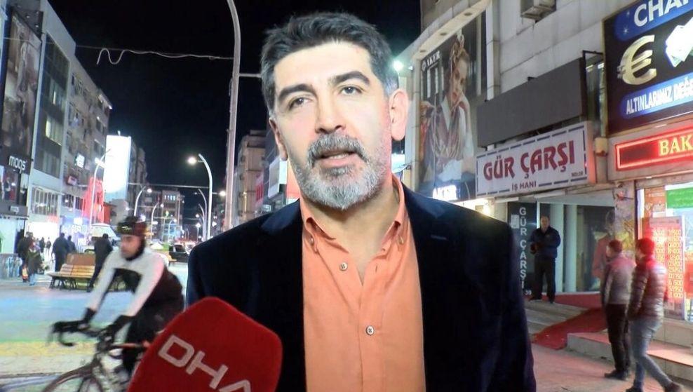 Photo of Թուրքիայում քրդական ծագումով լրագրողը հարձակման է ենթարկվել քաղաքական առաջնորդներին քննադատելու համար
