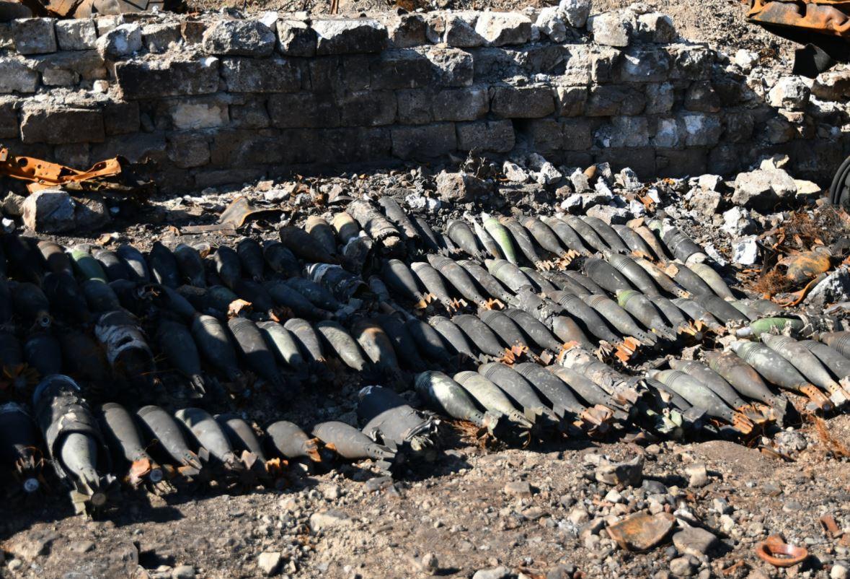 Photo of Կիրականացվեն զենք-զինամթերքի ոչնչացման աշխատանքներ. խուճապի չմատնվել