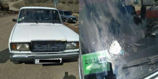 Photo of Արցախի ՄԻՊ-ը դատապարտում է ադրբեջանցիների կողմից հայկական ավտոմեքենան քարկոծելու միջադեպը